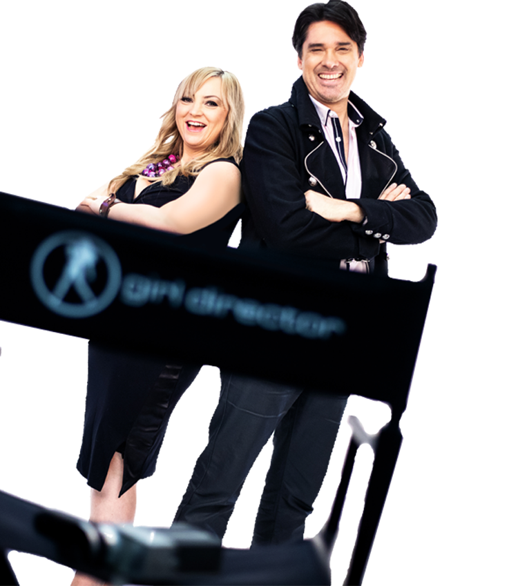 Rachel and Michael